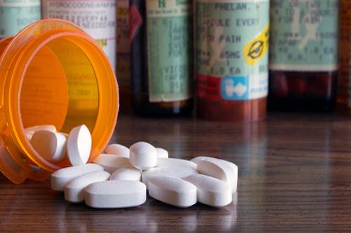 Pharmaceutical Liability pill bottle