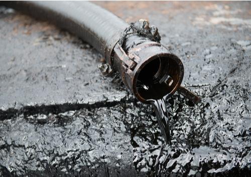 oil spill liability tube